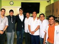 Equipe do CEO-HSPE no Peru