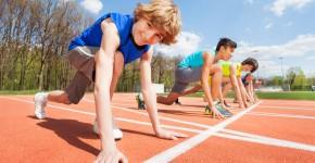 prática esportiva na infância