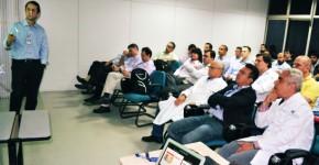 Encontro Internacional no Serviço de Ortopedia HSPE